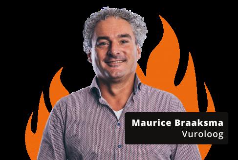 Maurice Braaksma - Vuroloog